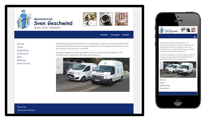 Website HSK Geschwind
